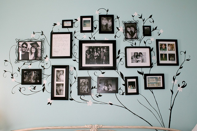 what an awesome idea for a photo family tree!!  :)
