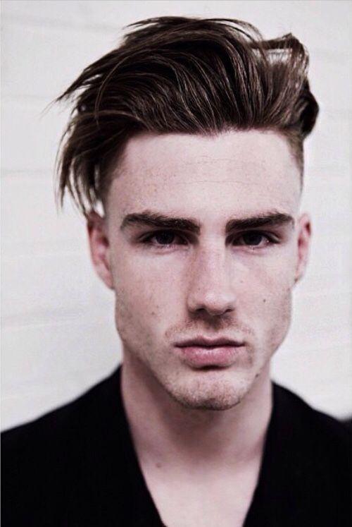 Hair goals. Thomas Davenport.