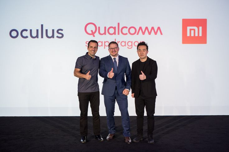 XIAOMI PARTNERS WITH OCULUS TO BUILD THE NEXT GENERATION OF VR  #techwebies #News