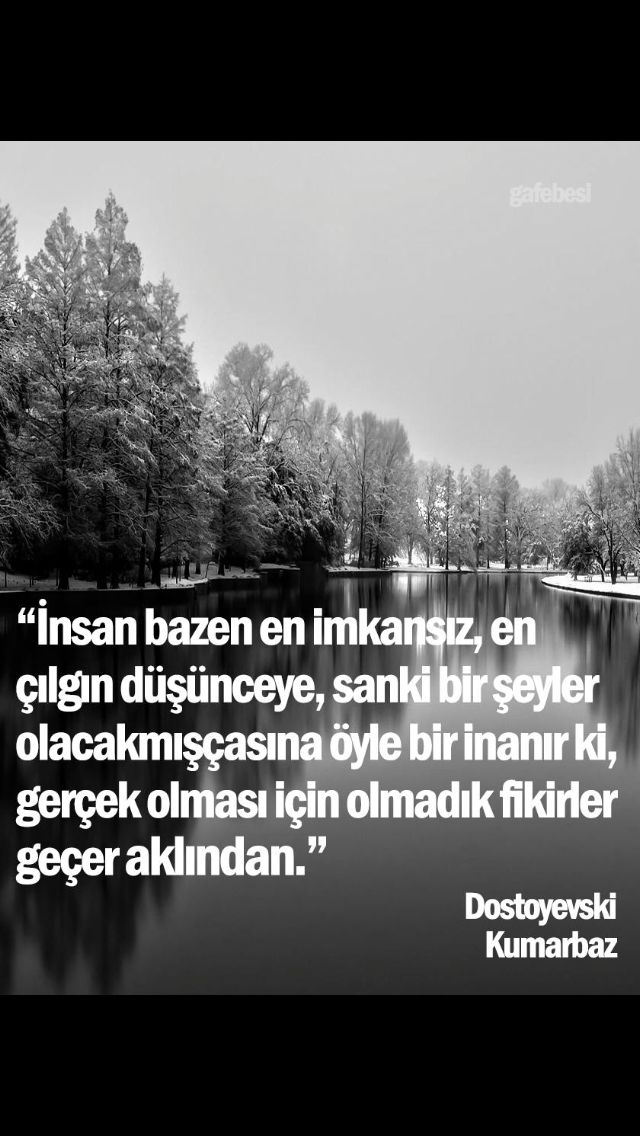 Dostoyevski