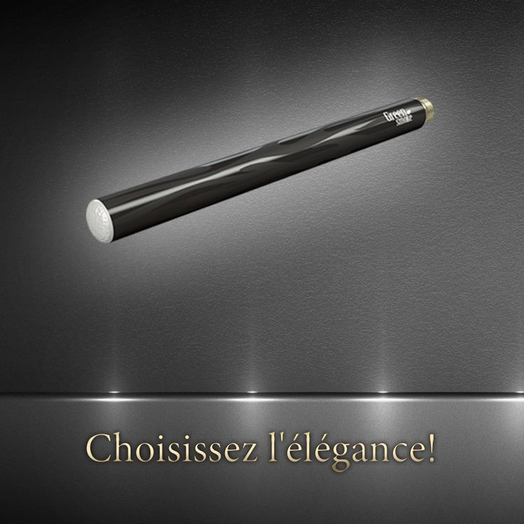 La Batterie Noire Chic - Cigarette éléctronique BLOG