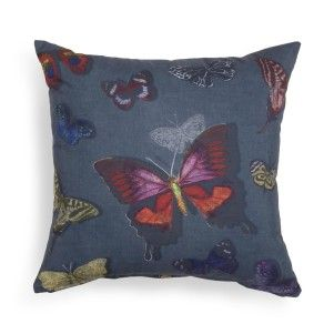'Butterfly' Scatter Cushion | Woolworths.co.za