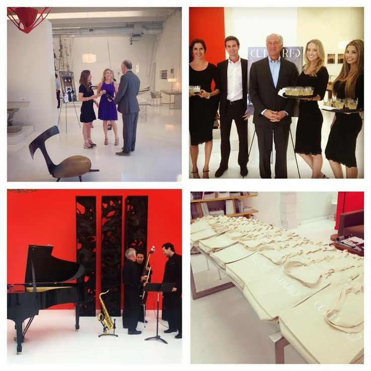 Thank you to everyone who joined us at Ralph Pucci International last night! #CulturedMag #RalphPucci www.culturedmag.com
