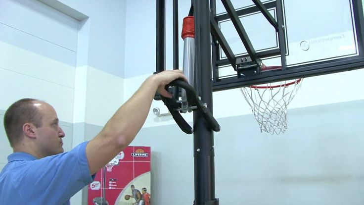 Times have now changed and people can now set up portable basketball hoops for goals anywhere inside their home or wherever they want to play.