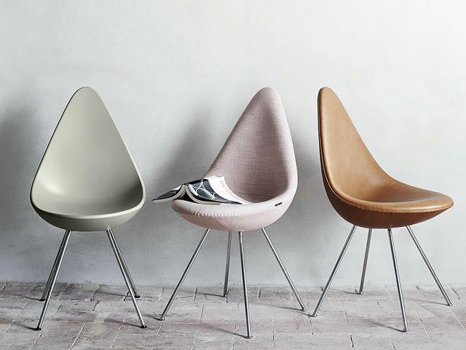 Cadeiras Drop Renovadas