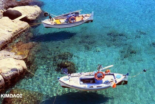 Kimolos Island Greece