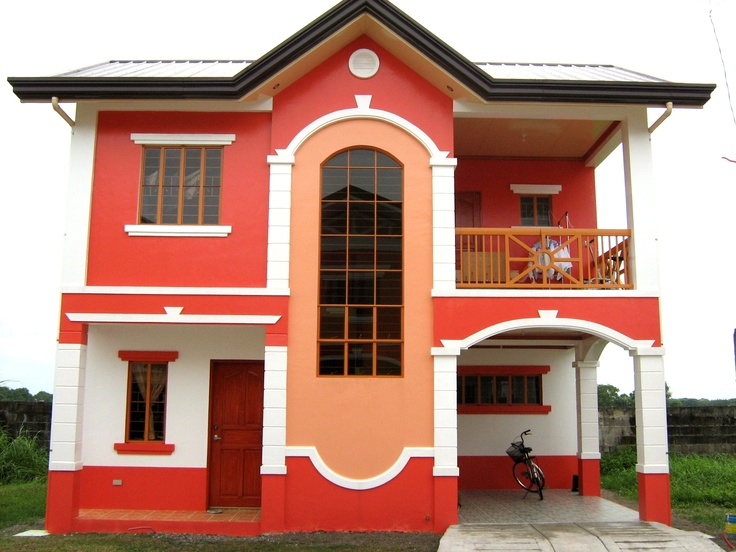 Nicely painted house in Baliuag Bulacan!