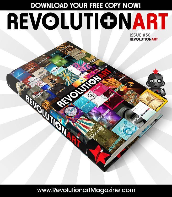 Got #Revolutionart ?  Join the revolution: www.RevolutionartMagazine.com