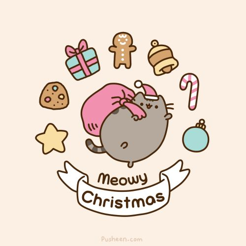 Pusheen: Christmas