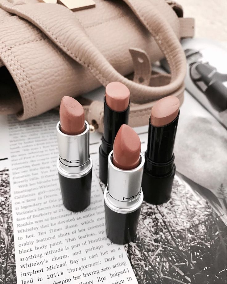 "1,238 Likes, 15 Comments - Crystalin Da Silva (@crystalinmarie) on Instagram: ""New year, same rotation. Can never have enough nude lipstick 💄, right?! Shades: Left- MAC Yash,…"""