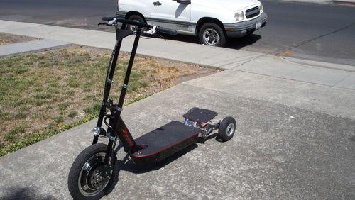 Zuumer, first walkaround look | V is for Voltage electric vehicle forum