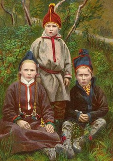 i have always been fascinated by the saami people