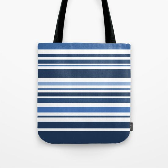 "Strips Our quality crafted Tote Bags are hand sewn in America using durable, yet lightweight, poly poplin fabric. All seams and stress points are double stitched for durability. They are washable, feature original artwork on both sides and a sturdy 1"" wide cotton webbing strap for comfortably carrying over your shoulder."