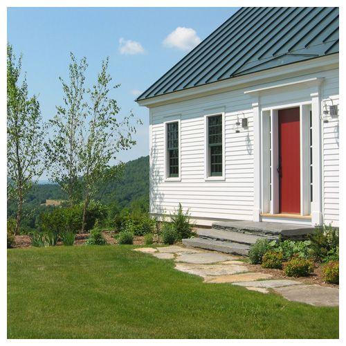 Vermont Vernacular Homes Plans House Design Plans