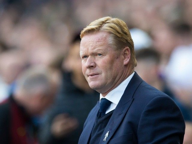 """Ronald Koeman """"very disappointed"""" with defeat"""