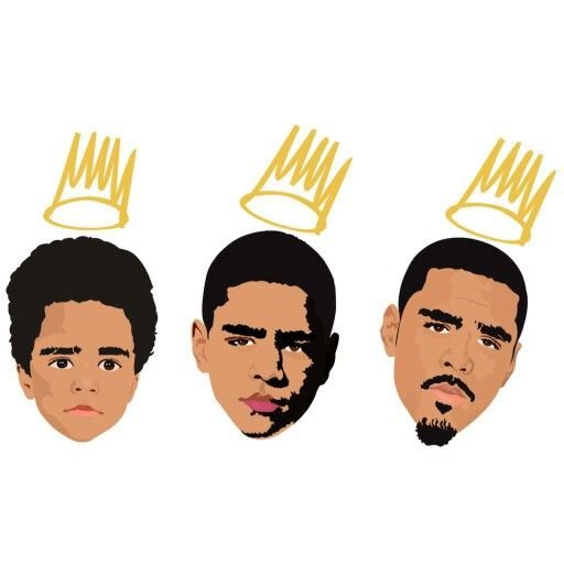 206 best images about j cole obsessed on pinterest - Drake collage wallpaper ...