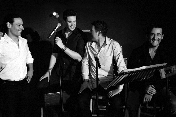 59 best music of the night il divo images on pinterest - Il divo music ...