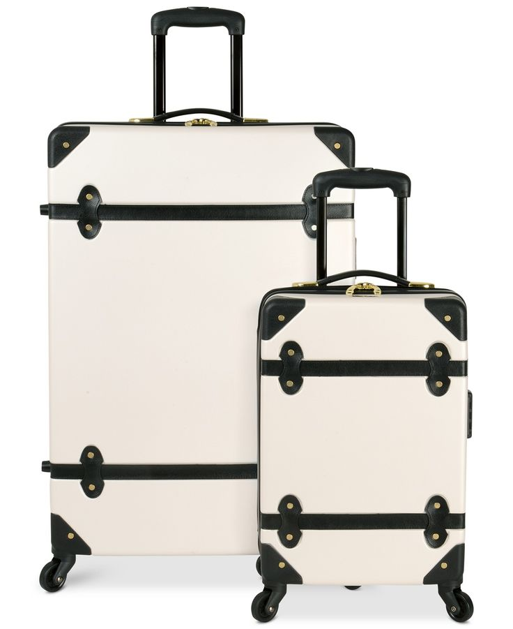 Diane von Furstenberg Adieu Hardside Spinner Luggage - Luggage Collections - luggage & backpacks - Macy's