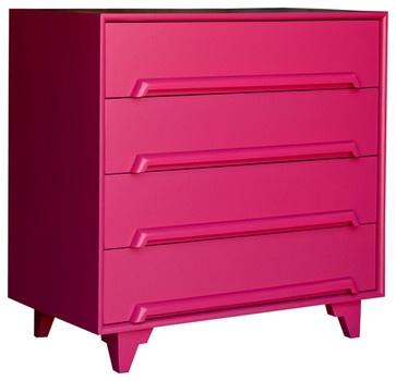 Beckett Dresser Version II - contemporary - kids dressers - - by SPI Baby