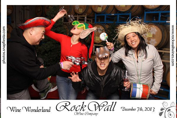 Rockwall Winery, Wine Wonderland!