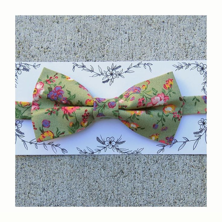 Hand stitched bowtie for ma man ellek.ay on instagram