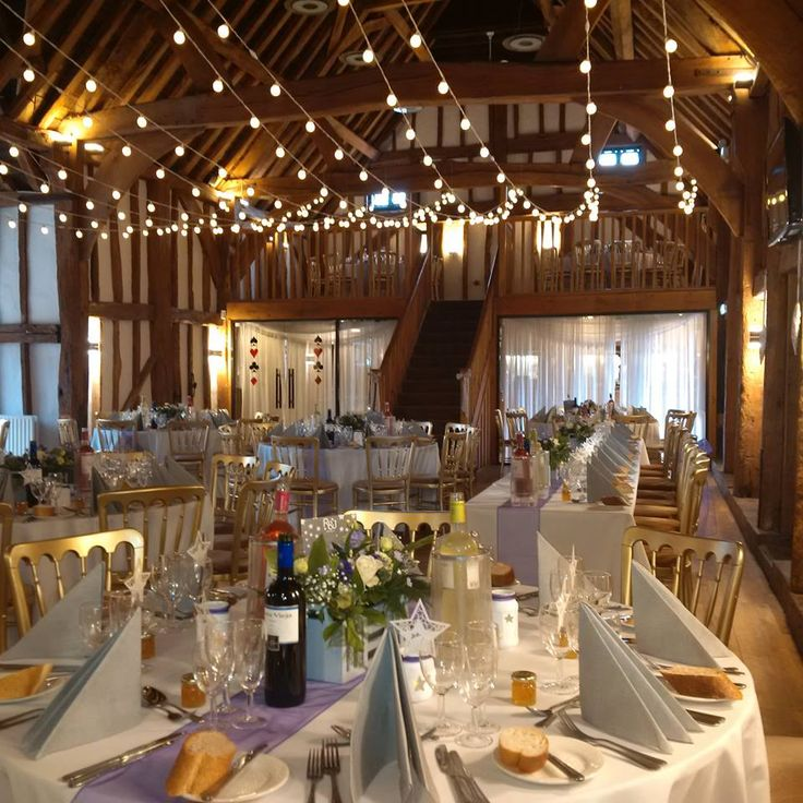 A lovely 12 string festoon canopy in warm white on white cable.  #wedding #summerwedding #eventprof # barnwedding #festoonlighting #barnlighting #buckinghamshire  https://www.facebook.com/The-Tudor-Barn-weddings-543685742383264/