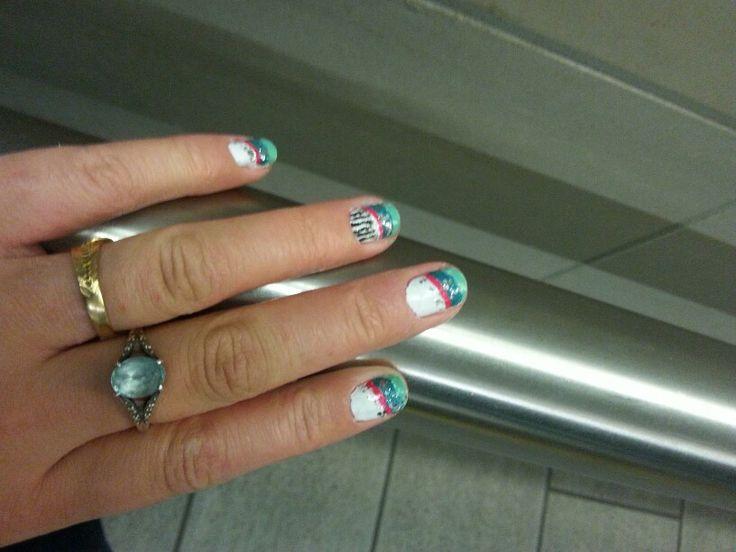 Weekend nails
