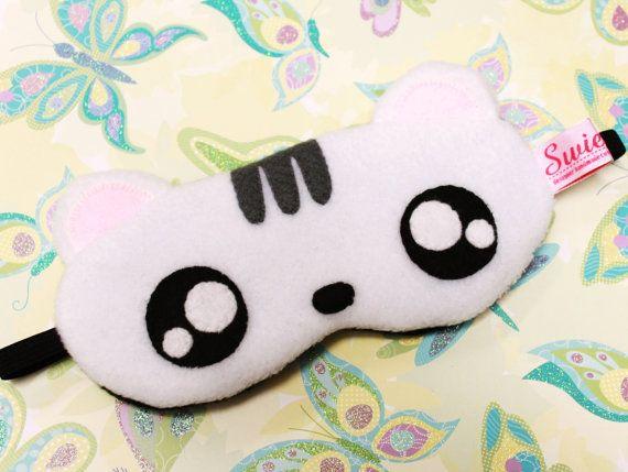 Kawaii Sleeping Eye Mask - Macky the Hamster