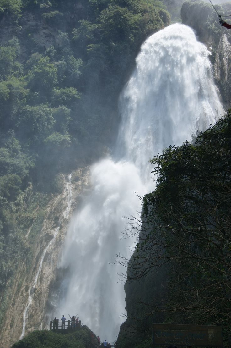 Mostrar los lugares turísticos y emblemáticos de Chiapas