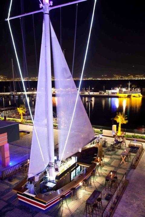 Marina, Izmir, Turkey
