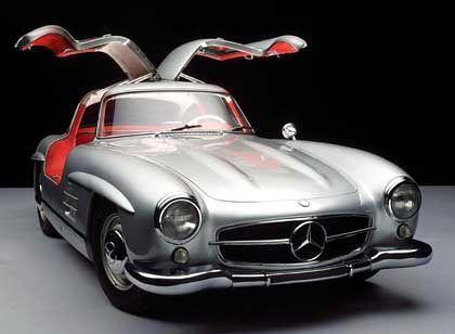 Mercedes SL del 1954