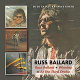 Russ Ballard/Winning/At the Third Stroke [CD]
