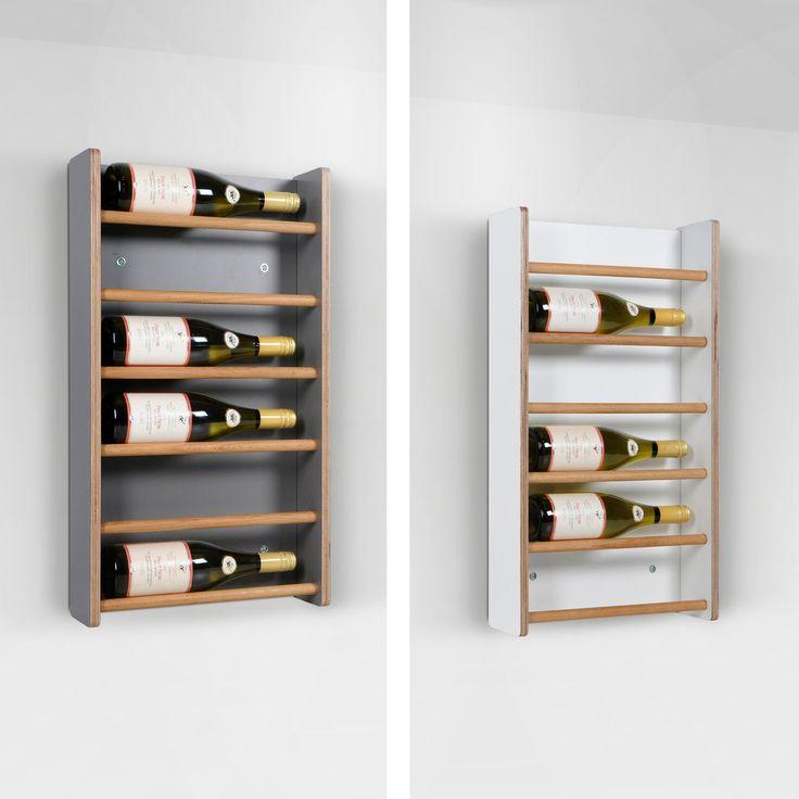 ber ideen zu weinregal wand auf pinterest boxen live m bel aus altholz und altholz regal. Black Bedroom Furniture Sets. Home Design Ideas