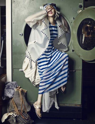 Lee Hye Jung by Zo Sun Hi for Allure Korea Feb 2015