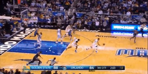 A Casual Steph Curry Night: 51 Points, a Half Court Shot, and an NBA Record