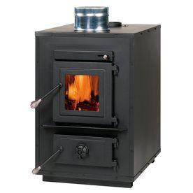 Summers Heat 3000 sq ft Wood Furnace