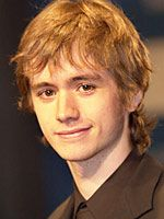 Sean Biggerstaff. Oliver Wood from Harry Potter!