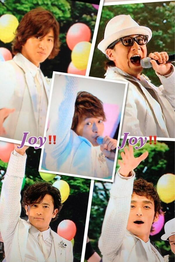 Joy!! Joy!!