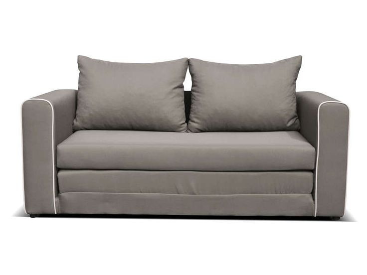 Best 25 convertible 2 places ideas that you will like on for Canape lit futon