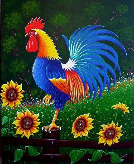 Ok ru for Folk art craft paint