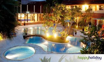 LPP Garden Hotel #Yogyakarta #indonesia . http://www.happyholiday.travel/hotel/yogyakarta/lpp-garden-395332