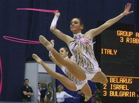 In de Russische hoofdstad Moskou is het WK ritmische gymnastiek? afgelopen. Om te eindigen in schoonheid belichten we de ploegprestaties nog even. ...