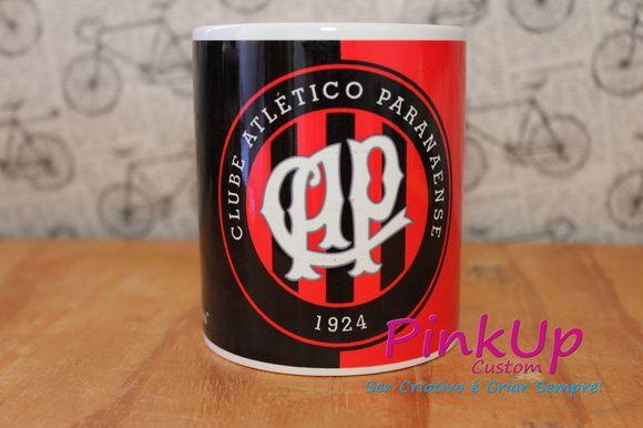 Caneca Clube Atlético Paranaense