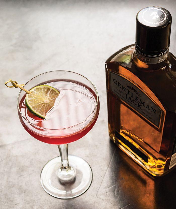 Gentleman Jack® Cranberry Martini