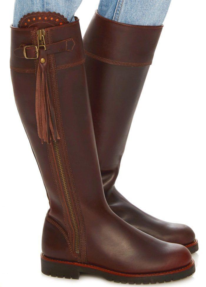 3e10706549cc Penelope Chilvers long tassel boots