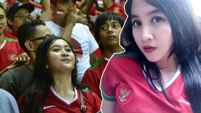 Selalu Hadir Saat Pertandingan Piala AFF 2016, Siapakah Sosok Suporter Wanita Cantik Ini?