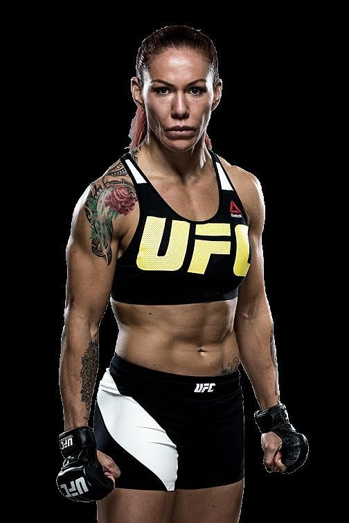 Cris Cyborg won her UFC debut at UFC 198 against Leslie Smith