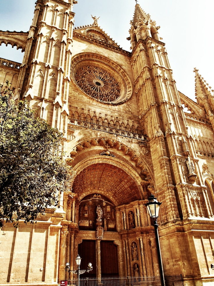 Cathedral Palma de Mallorca, Spain
