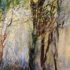 Ann Blockly -Woodland Light