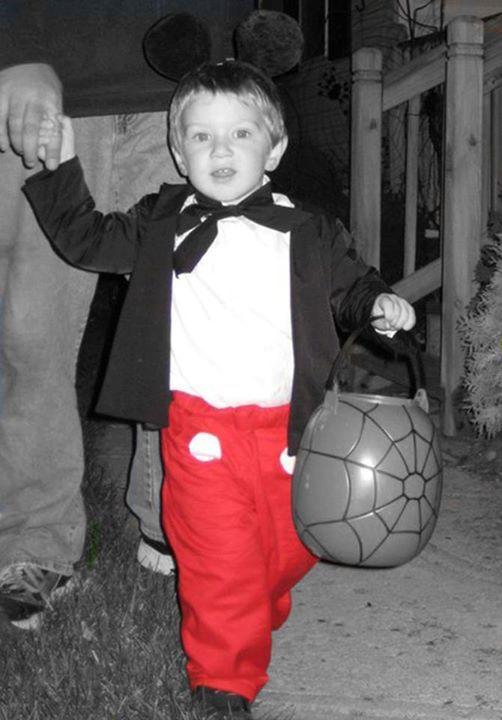 infant mickey costume thanks jeannine costumes halloween - Infant Mickey Mouse Halloween Costume